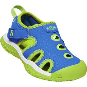 Keen Stingray Sandaler Børn, grøn/blå